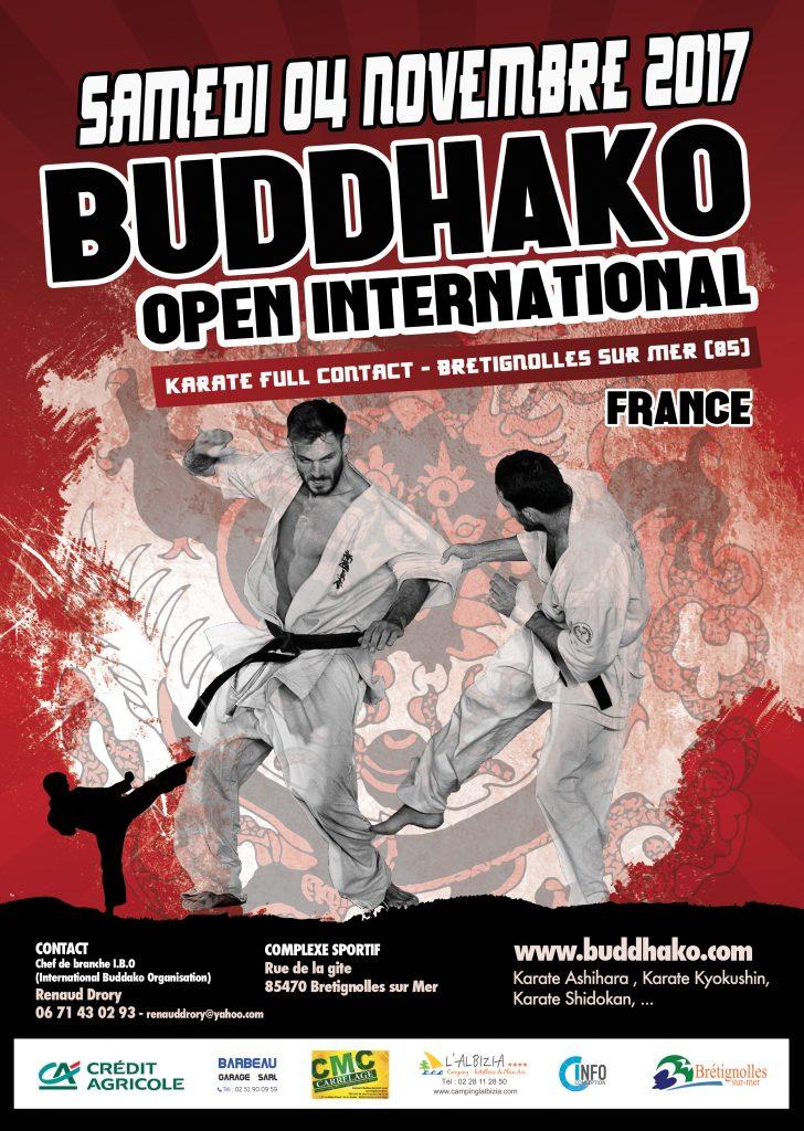 Affiche Buddhako 2017